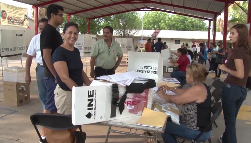 Hoy es el día de la primera elección concurrente en Sinaloa