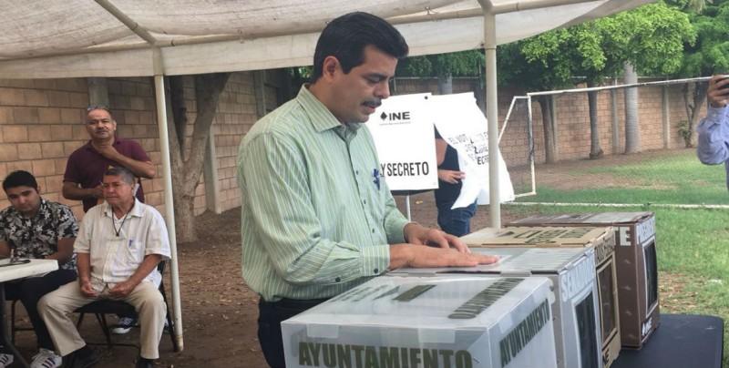 Sin contratiempos transcurren las primeras horas de la Jornada Electoral