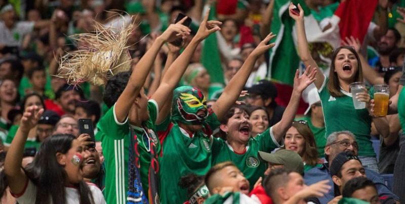 FIFA multa de nuevo a México