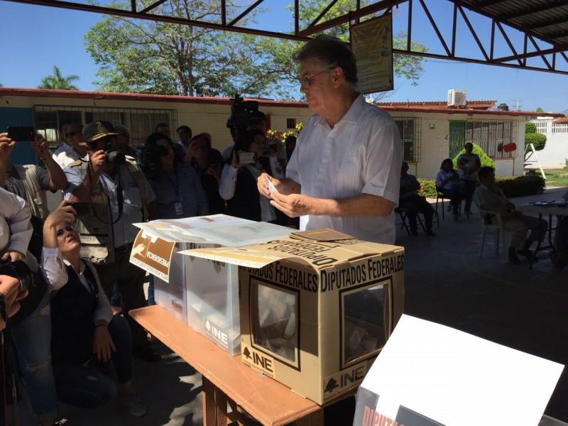 Alcalde de Ahome llama a salir a votar