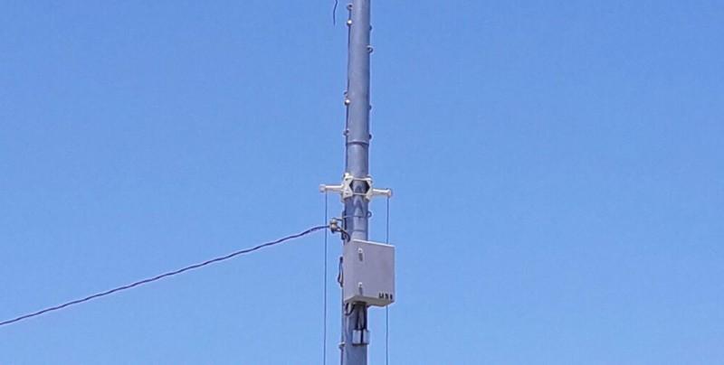 Roban cámaras de videovigilancia frente al IEES