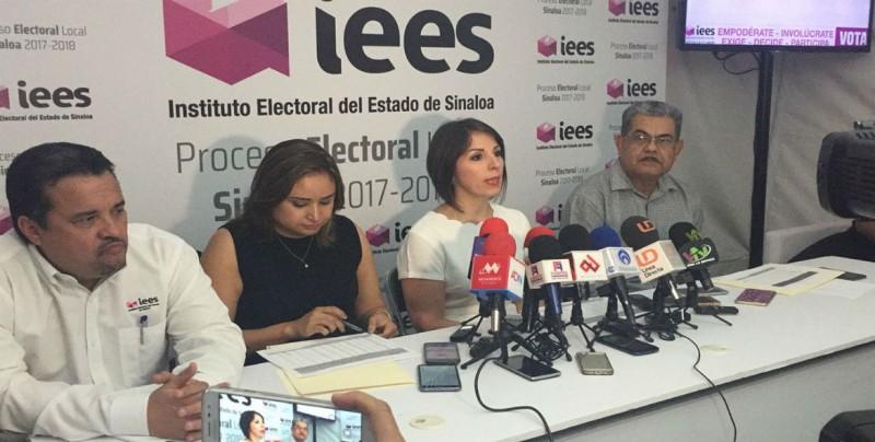 Denuncian ante el IEES problemas de violencia en Cosalá