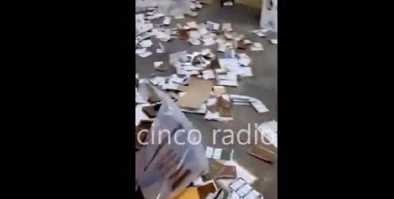 Un homicidio, robo de urnas y balaceras ensombrecen proceso en Puebla