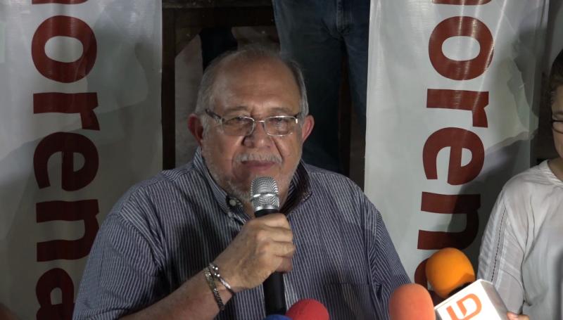 Morena se declara virtual ganador en Mazatlán