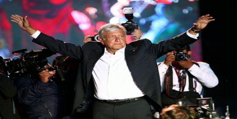 Líderes mundiales felicitan a López Obrador