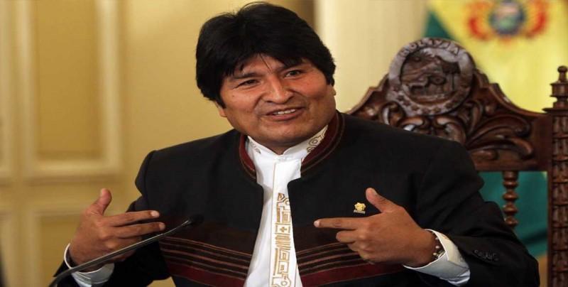"""Evo Morales ve en la victoria de López Obrador una """"rebelión"""" contra EE.UU."""