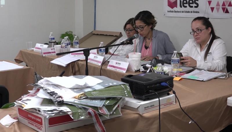 Continúa en sesión Consejo Municipal Electoral