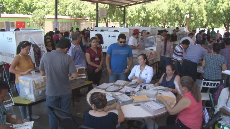 Con saldo blanco cierra operativo de seguridad de la jornada electoral en culiacán.