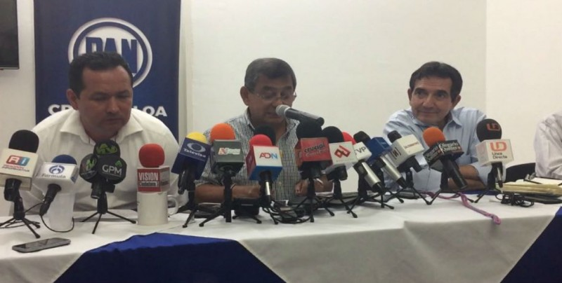 """Coalición """"Por México y Sinaloa al frente"""" reconocen derrota electoral"""
