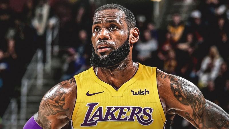 LeBron James se va con los Lakers