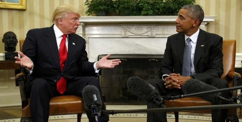 Trump acusa a Obama de dar ciudadanía a 2.500 iraníes durante acuerdo nuclear