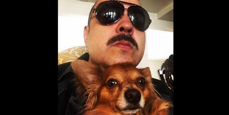 #Video Pepe Aguilar acusa a aerolínea por la muerte de su perrito