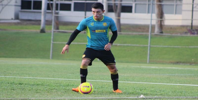 """""""Estamos listos para el torneo"""": Juan Pablo Meza"""