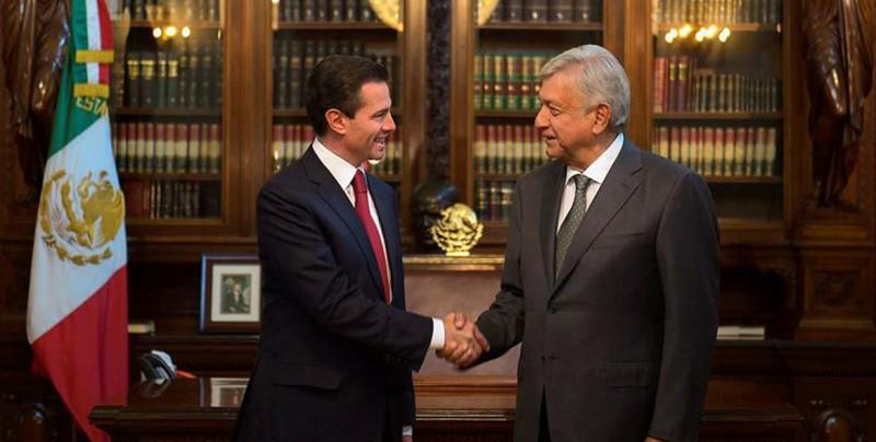 Obrador revisará con Peña Nieto negociación de TLCAN durante transición