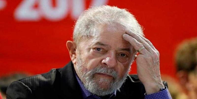 Lula reitera su candidatura presidencial en carta en que pide justicia