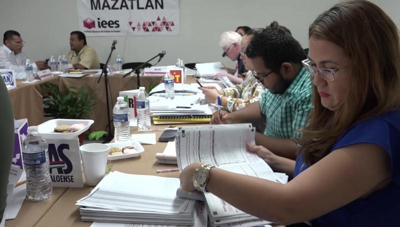 Se organiza el CME para cómputo de votos