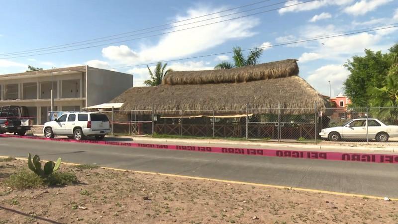 Hecho aislado el asesinato de Amarillas señalan autoridades