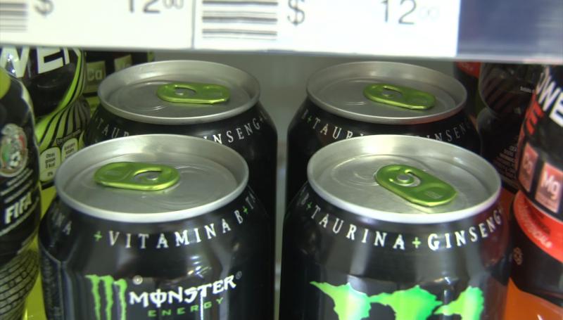 El riesgo de las bebidas energetizantes