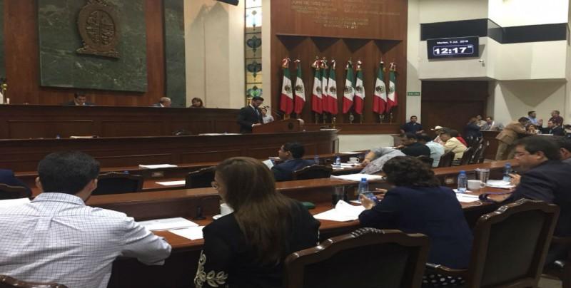 Confirma su regreso Diputados al Congreso del Estado
