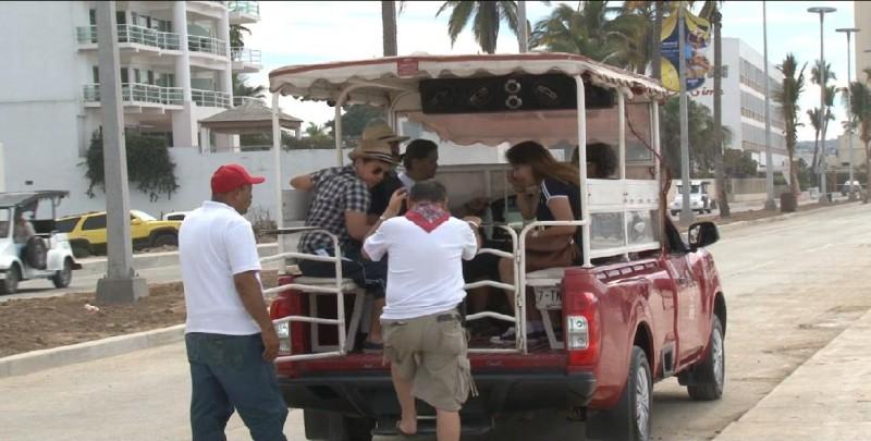 Reservaciones casi a reventar en Mazatlán