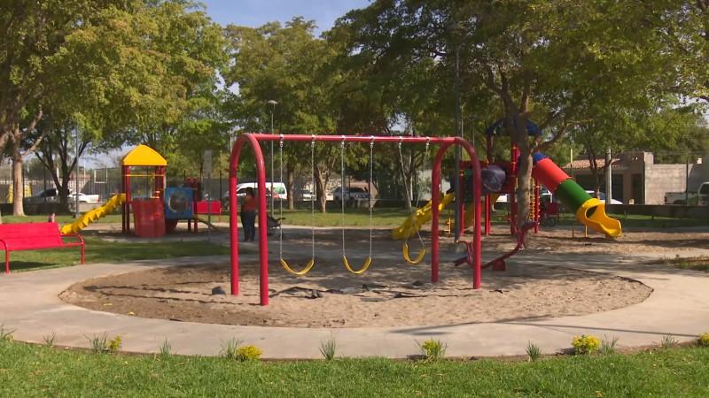 Alcalde invita a cuidar espacios públicos