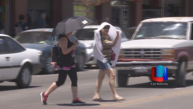 Pronostican altas temperaturas para el fin de semana