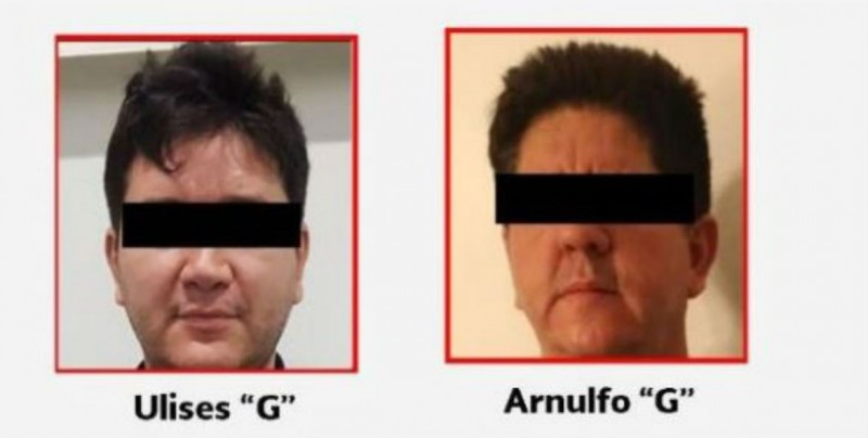 Detienen a dos hermanos, operadores financieros del CJNG en Sudamérica