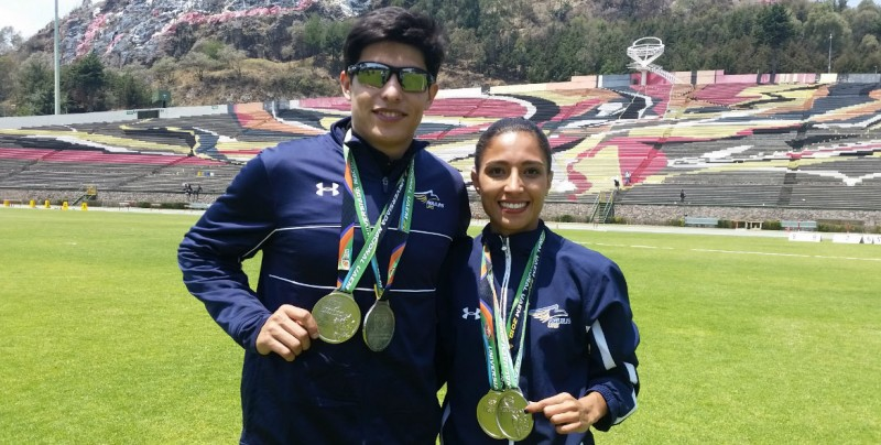 Listos sinaloenses para Universiada Panamericana