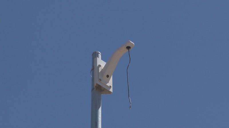 Continúa el robo de cámaras de video vigilancia