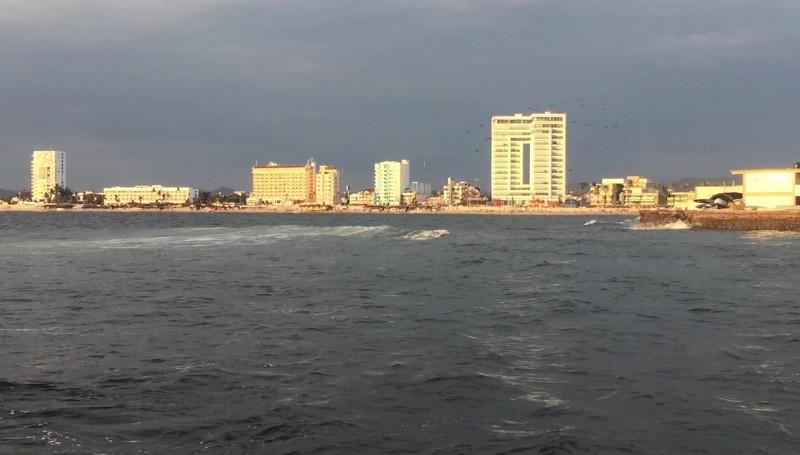 Vienen más obras para Mazatlán: Alcalde