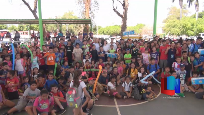 Arrancan DIF e Instituto del Deporte su Campamento de Verano