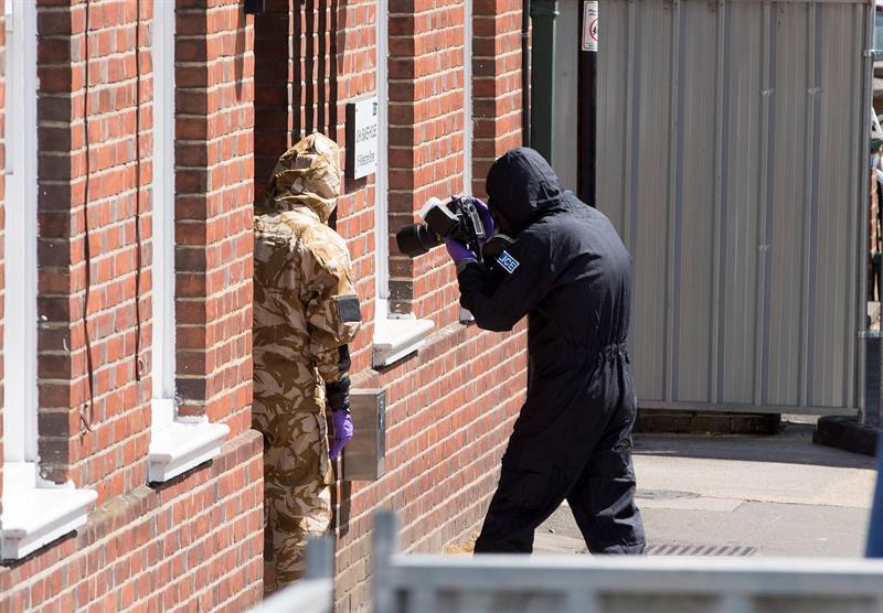 Rusia asegura a la OPAQ que el tóxico Novichok es de fabricación occidental
