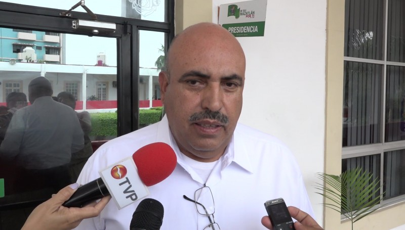 """Inicia """"El Capi"""" gestiones como Diputado electo"""