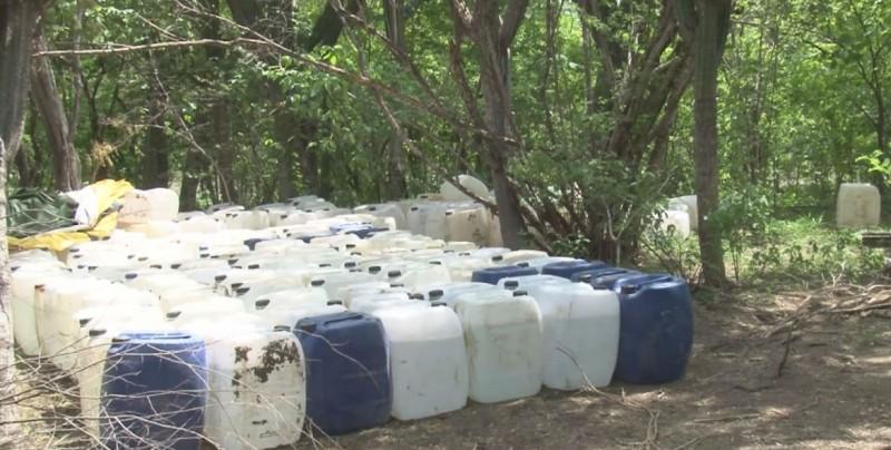 Localizan 4 narcolaboratorios clandestinos