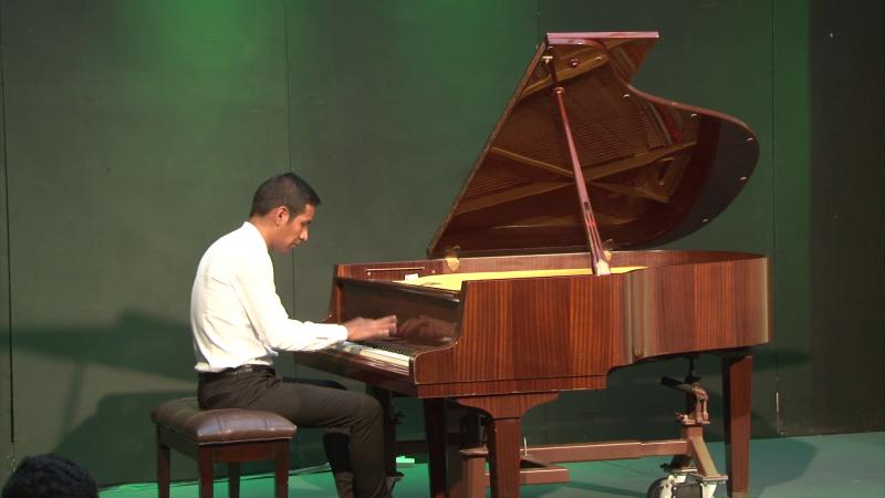 Recital de piano con música clásica