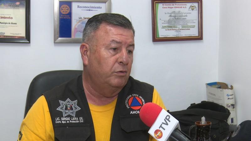 Protección civil aclara que en Ahome se vigila que se cumpla con la normativa en construcción