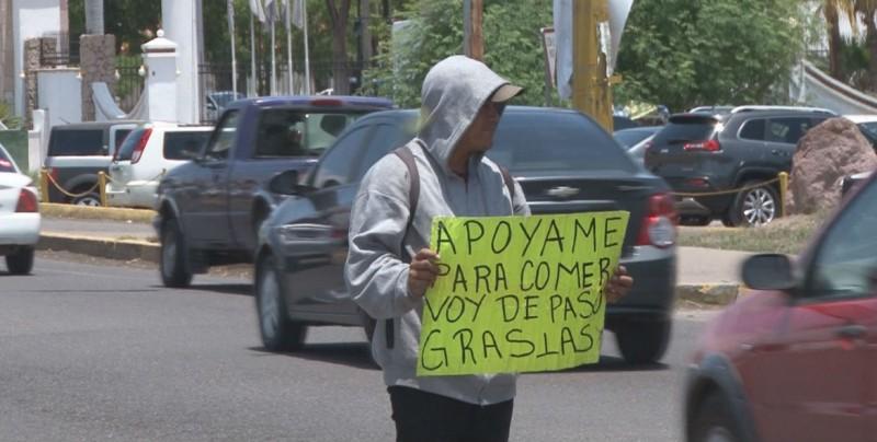 Migrantes buscan el sueño Americano