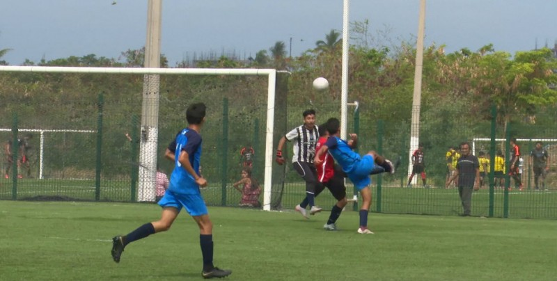 Pachuca campeón de la Liga Juvenil B de Mazatlán