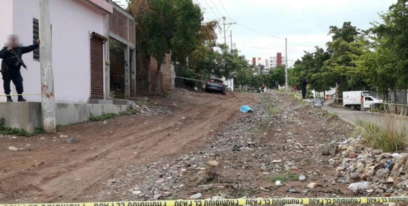 """Con dos balazos en la cabeza encuentra a una persona asesinada en la """"López Mateos"""""""