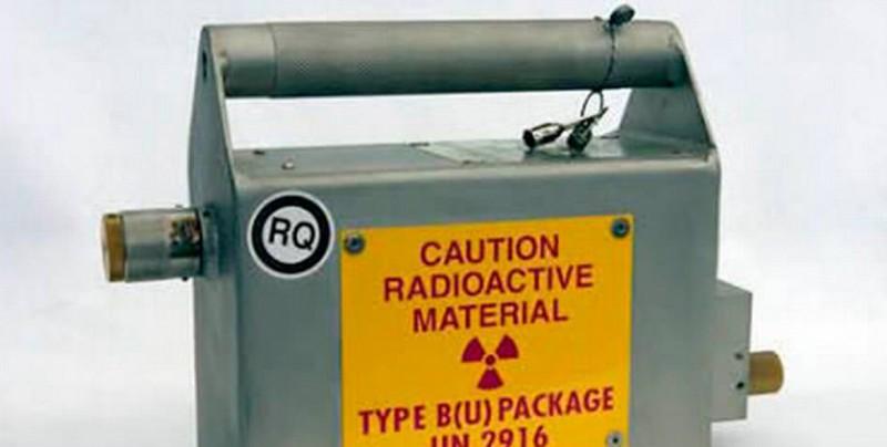 El gobierno de México declara alerta por robo de una fuente radiactiva