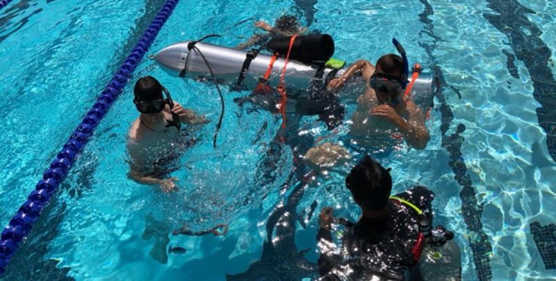 Las cápsulas submarinas de Elon Musk para rescatar a niños en Tailandia