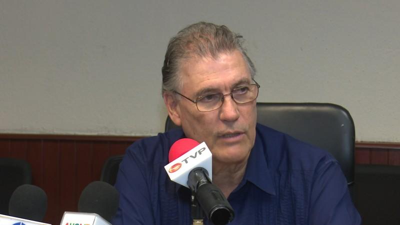 Alcalde Manuel Urquijo asegura que termina su trabajo el 31 de Octubre