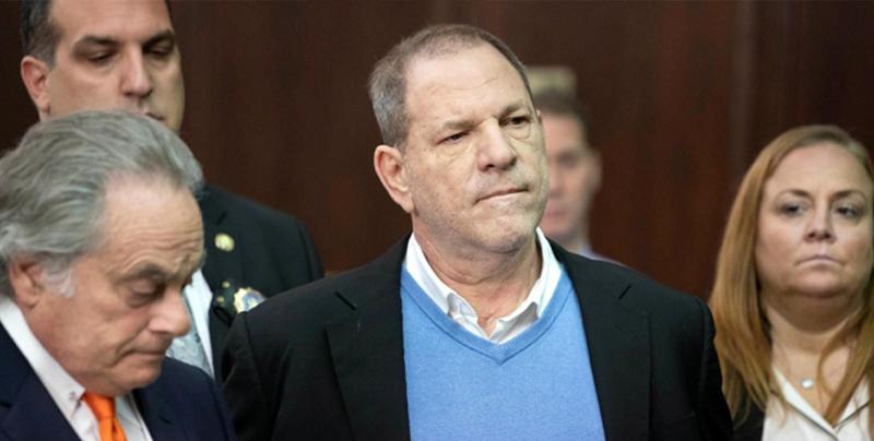 Weinstein se declara inocente tras nuevas acusaciones de abuso sexual