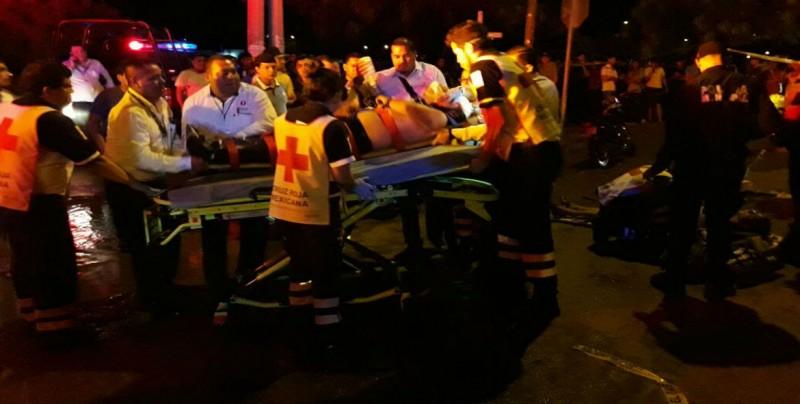 Disparan contra dos jóvenes que viajaban en motocicleta en Villa Bonita