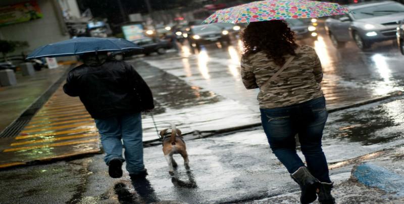 Onda tropical 14 provocará lluvias en gran parte del país