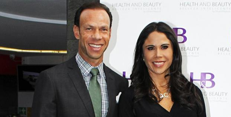 Paola Rojas si se divorcia de Zague