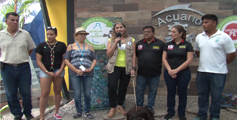 Acuario Mazatlán colabora con una buena causa