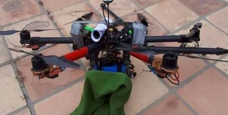 Atentan con dron y granadas contra titular de SSP Baja California