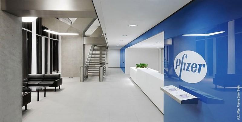 Pfizer se reorganizará en tres áreas de negocio a principios de 2019