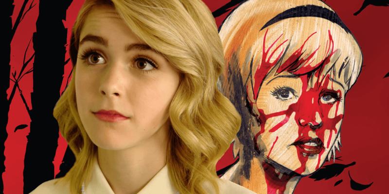 Sale el primer poster de Sabrina